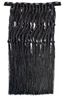 Black fringes