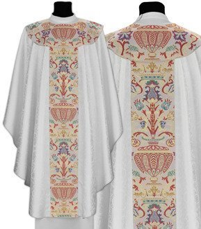 Gothic Chasuble GT115-B25