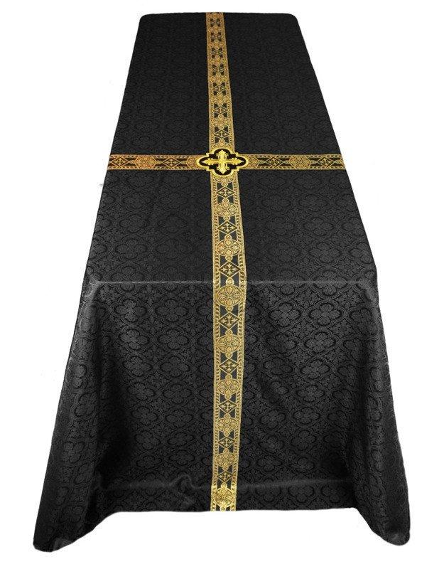 Funeral pall FU113-CZ25 EN - Ars Sacra